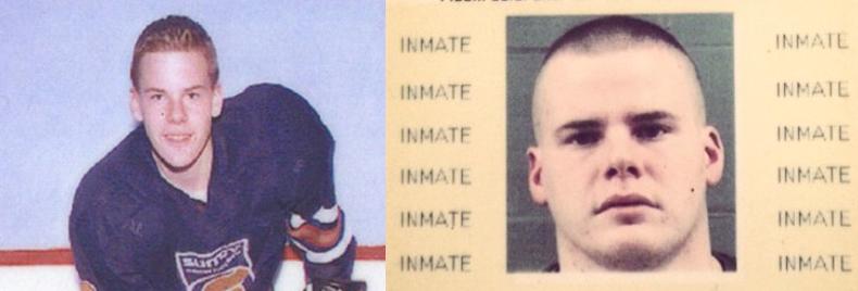 Jordan Buna - Hockey to Inmate